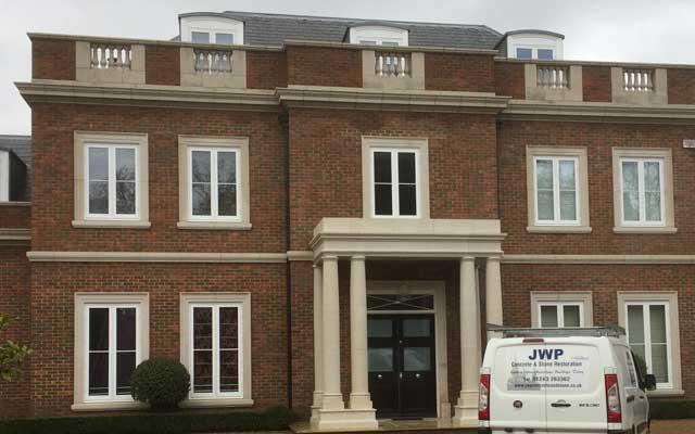 JWP Concrete and Stone Restoration